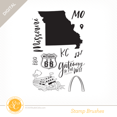 83084 sc digital chasing the sun missouri stamp preview