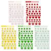 103956 colortheorypuffystickersrainbowbundle