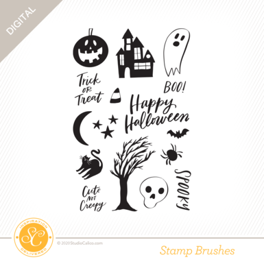 Ns101129 head of class 4x6 halloween stamp by kik preview
